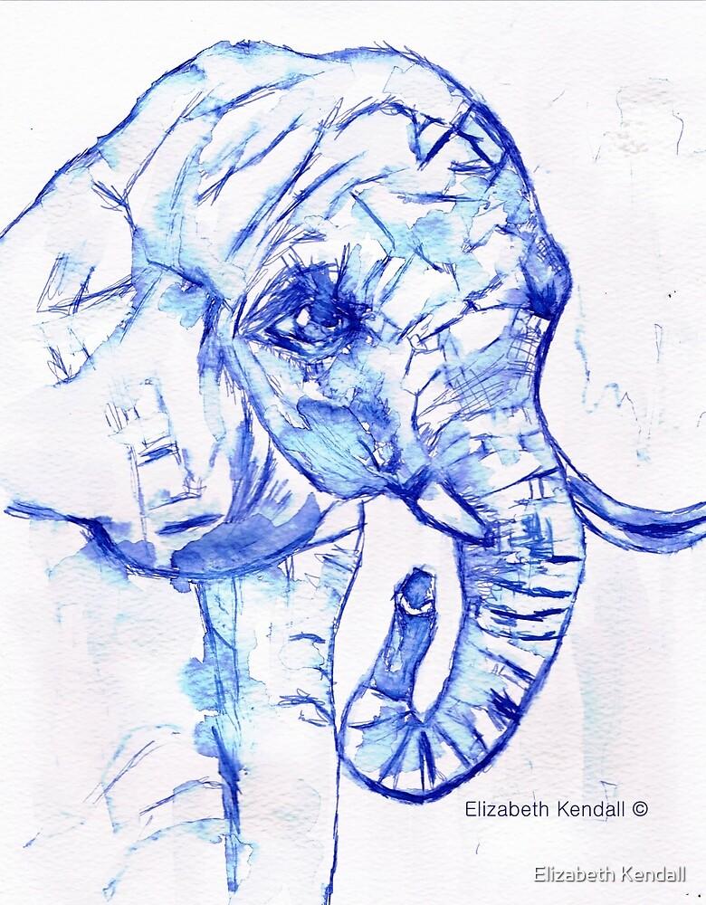 The elephant by Elizabeth Kendall