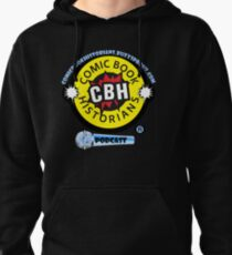 The CBH Podcast Logo Pullover Hoodie