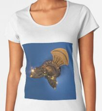 Nîmes, space shuttle Women's Premium T-Shirt