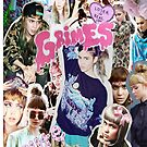 Grimes Collage by Itsjustmelissa