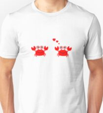 crab love Unisex T-Shirt