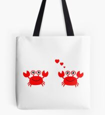 crab love Tote Bag