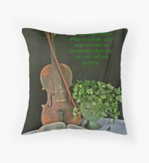 Prov 4-11-12 Throw Pillow