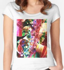 Lapidary Pin Women's Fitted Scoop T-Shirt