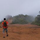 Hiking into the Unknown by abryant