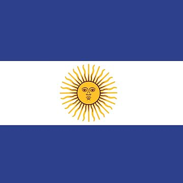 Flag of Argentina by sweetsixty