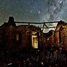 Door to the Milky Way by pablosvista2