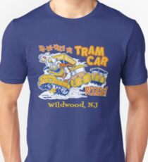 Watch the Tram Car Please! Unisex T-Shirt