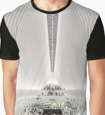 The Oculus - NYC Graphic T-Shirt