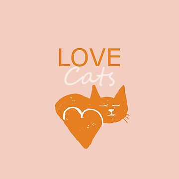 Love cats by andersonartist