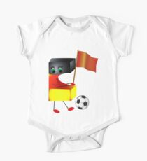 Germany - The Blockies One Piece - Short Sleeve