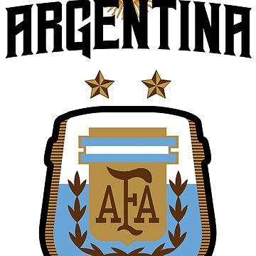 Vamos Argentina by mqdesigns13