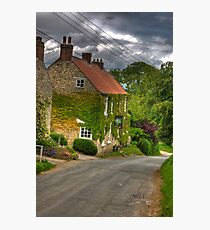 Royal Oak Inn - Nunnington Photographic Print
