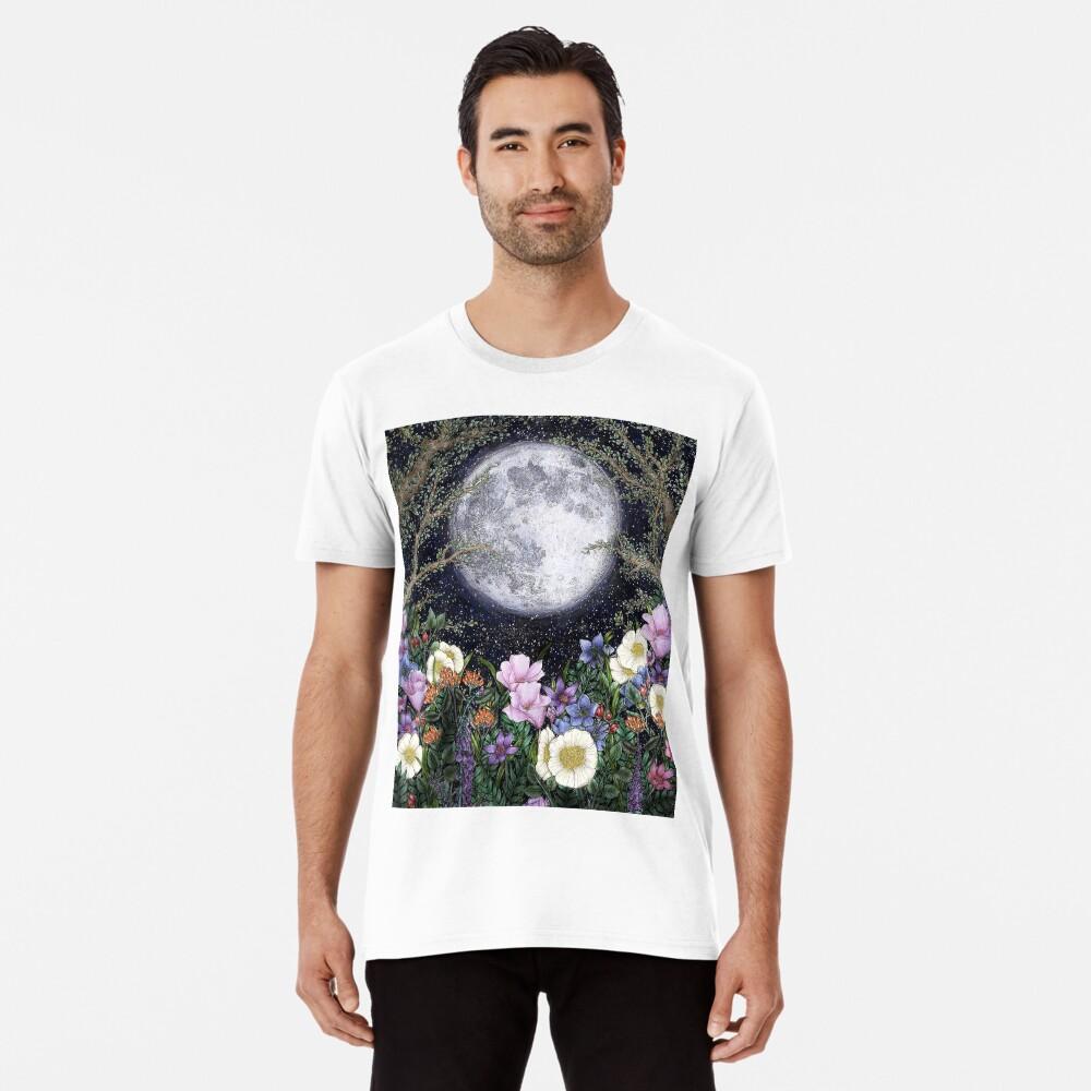 Midnight in the Garden II Premium T-Shirt