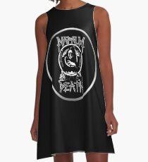 Napalm Death A-Line Dress