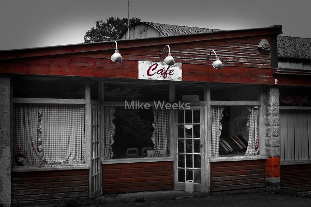The Greasy Spoon - R.I.P by Mike Weeks