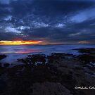 True Blue - Cronulla NSW by Malcolm Katon
