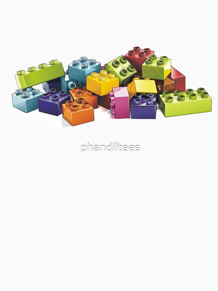 LEGO Tribut von phandiltees
