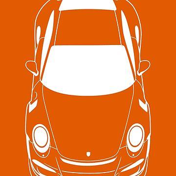 911 GT3 RS by OlegMarkaryan