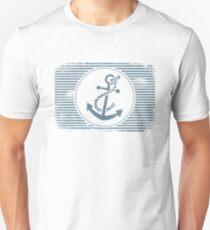 Anchor Nautical Design Unisex T-Shirt