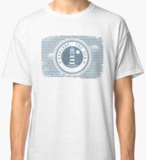 Lighthouse Nautical Design Classic T-Shirt