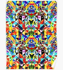 WEAR IS ART  #235 Poster