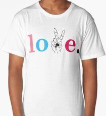Love Long T-Shirt
