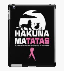 Hakuna Matata's iPad Case/Skin