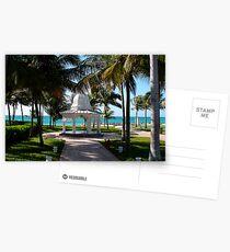 Bahamian Gazebo Postcards