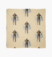Cross country skiing Scarf