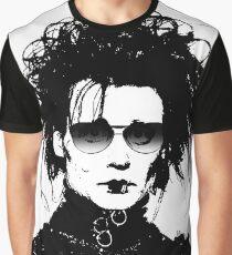Edward Scissorhands  Graphic T-Shirt