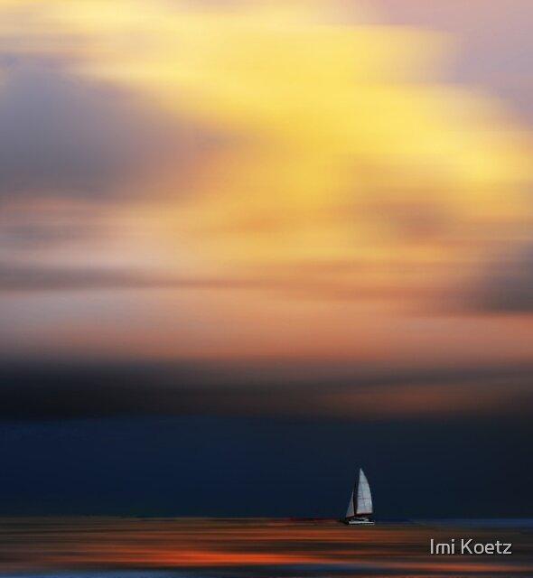 Sunset.....Port Douglas.....North Queensland by Imi Koetz