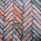 Brickwork - Fishbone pattern by WesternExposure