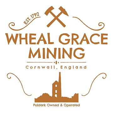 Wheal Grace Mining - Copper by FangirlFuel