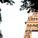 My Eiffel by Samuel Lindsay
