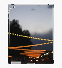 Steamboat Springs at Night #5 iPad Case/Skin