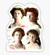 OTMA Romanov Sticker