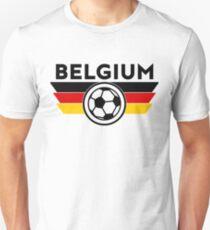 Belgium Jersey Shirt Football Soccer Fan Unisex T-Shirt