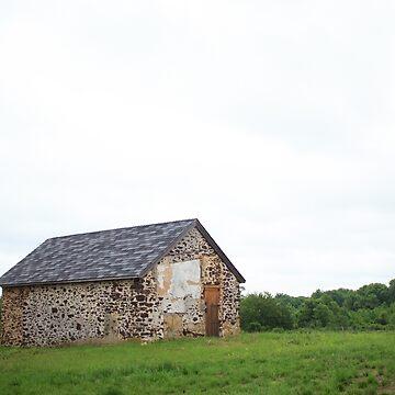 Moorestown Barn by pennyschiereck
