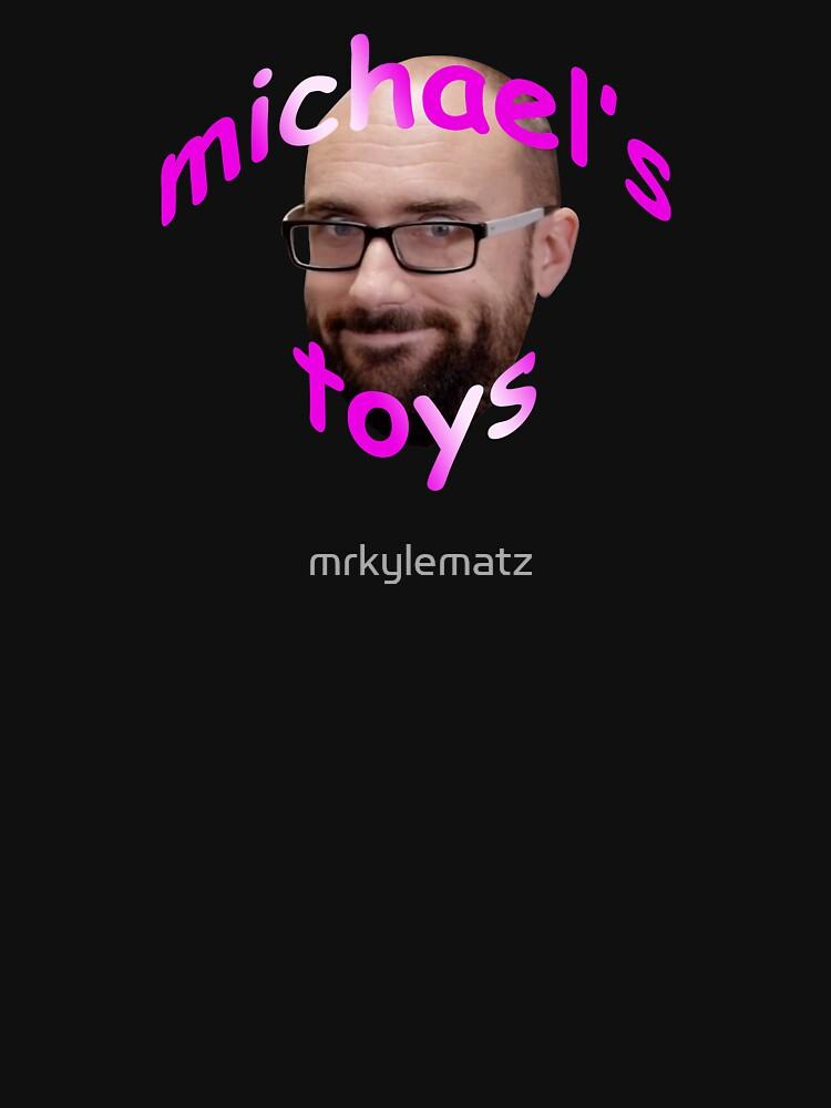 Michael's Toys by mrkylematz