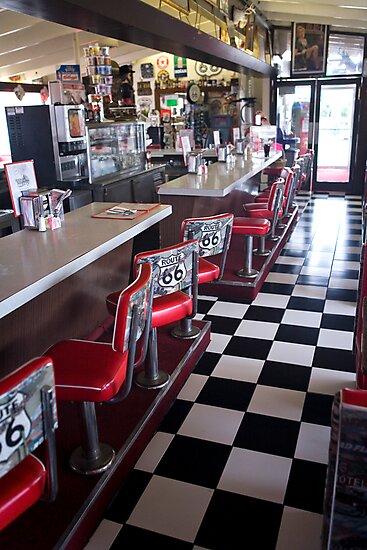 Summit Inn Route 66 by photosbyflood