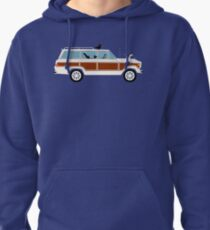 Pippi and Wags Pullover Hoodie