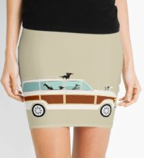 Pippi and Wags Mini Skirt