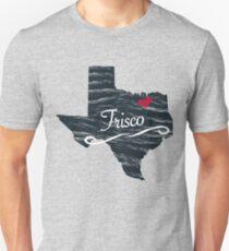 Frisco - Texas TX Souvenir - T-Shirts Stickers Apparel Gifts Slim Fit T-Shirt