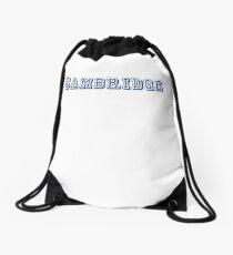 Cambridge Drawstring Bag