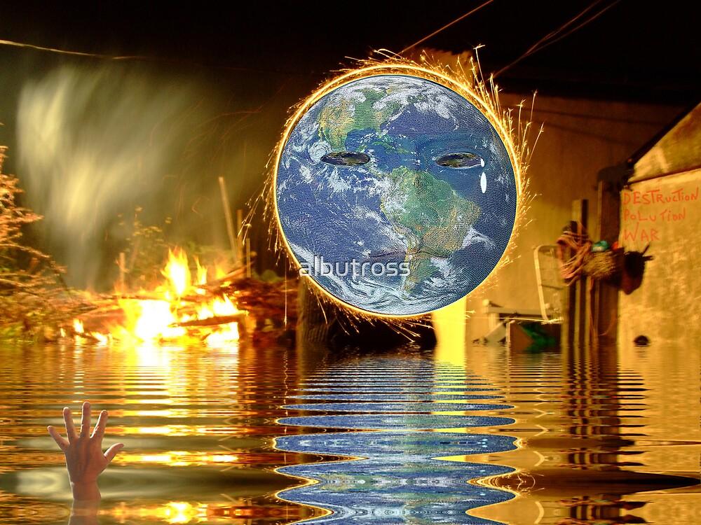 Tear's from the Earth. by albutross