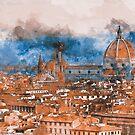 Florence, Beauty of Italy by Andrea Mazzocchetti