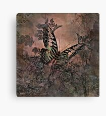 BUTTERFLY DREAM 02 Canvas Print
