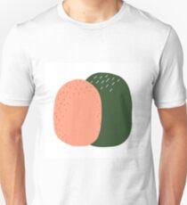 Peach and Pickle Cactus Buddies Unisex T-Shirt