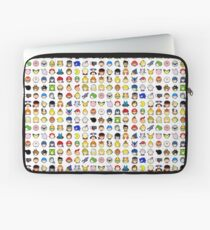 Super Smash Bros Ultimate Stock Icons Laptop Sleeve